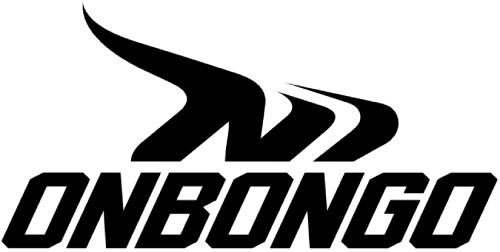 Logo da Onbongo com os dizeres